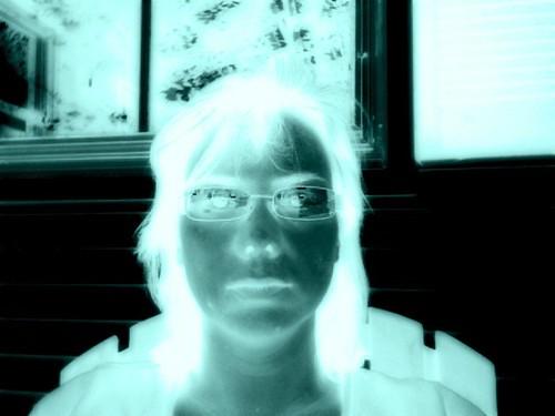 Me - Bleached Blonde