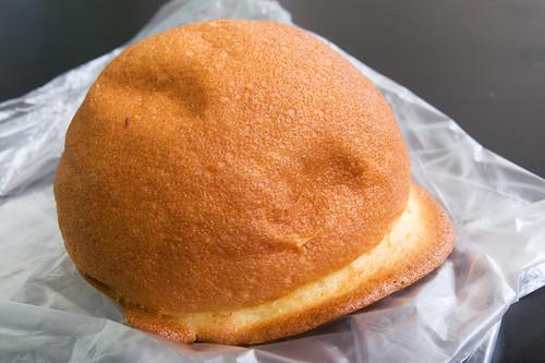Hokkaido bun