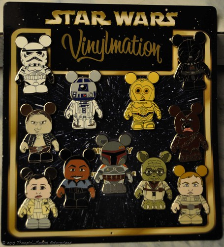 Disney's Vinylmation: Star Wars Pins