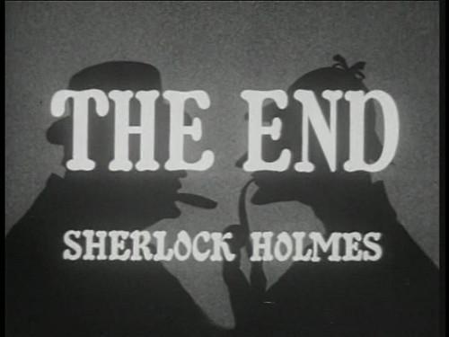 Sherlock Holmes tv Series 1954 Sherlock Holmes 1954 tv