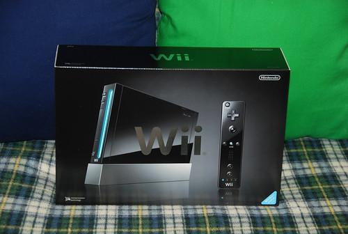 Wii (Black)