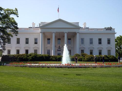 Jardineros de la Casa Blanca