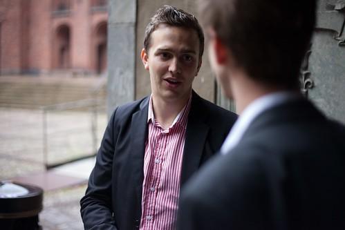 Mattias Tyrberg - Saplo - Young Entrepreneur of the Year