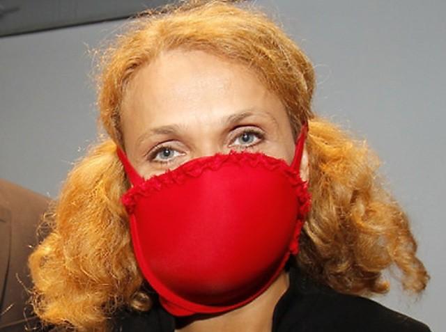 Emergency Bra Gas Mask 1