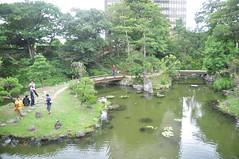 Jardí japonès del Kokura Castle