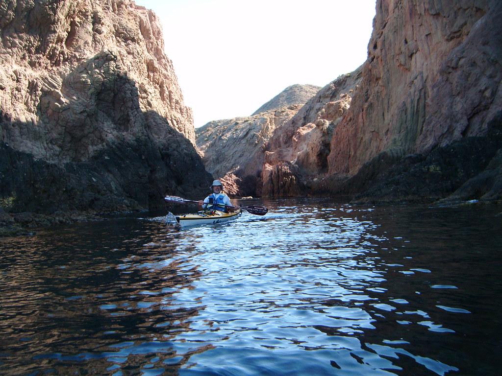 Cabo de Gata en kayak 769