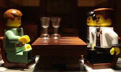 Inglourious Basterds (Profound Whatever) Tags: movie lego scene moviescene quentintarantino inglouriousbasterds