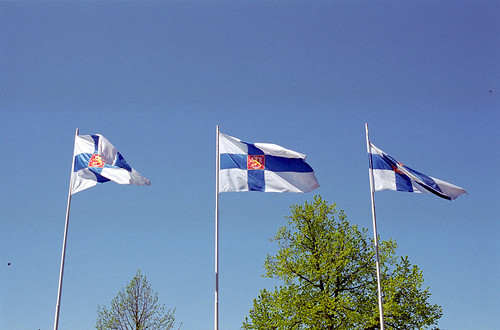 Suomi flags (official ver.)