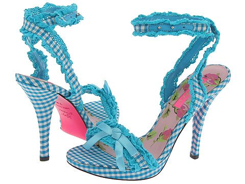 Betsey Johnson Shoes - Gwen by Shoes Heaven.