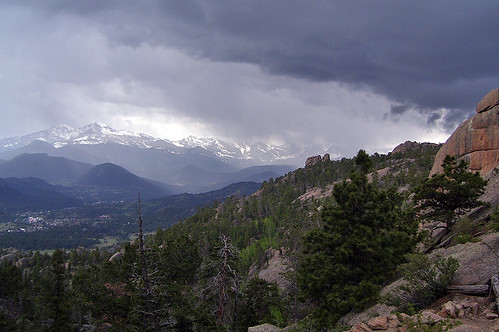 Storms Roll In