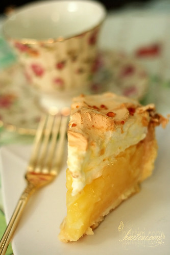 Lemon Meringue Pie by ♥ he@rt ♥