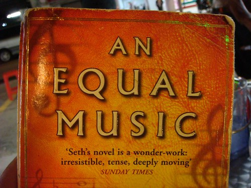 An Equal Music by Vikram Seth. A great read.
