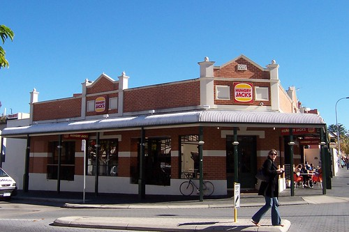 Repro architecture on South Terrace Fremantle