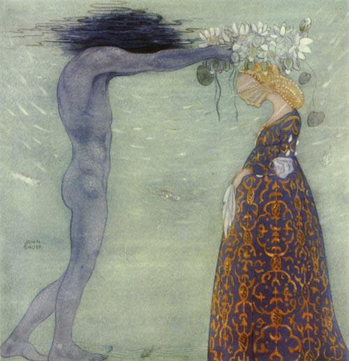Agneta y el rey del mar