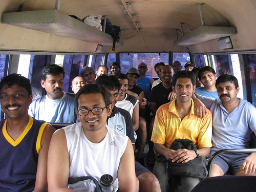 ChennaiRunners heading back to the city