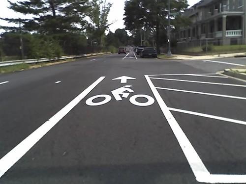 Bike path in Petworth