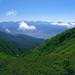 間ノ岳:南アルプス北部を一望