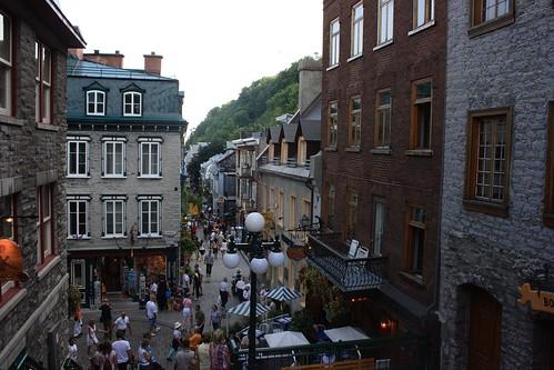 Quebec Rue Champlain