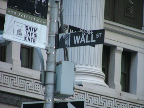 wall street banks