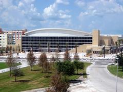 New UCF Arena - University of Central Florida