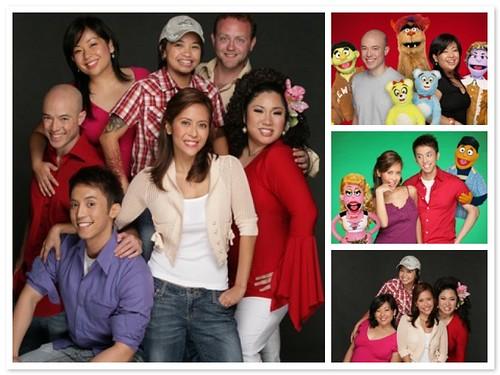 Avenue Q Manila Cast