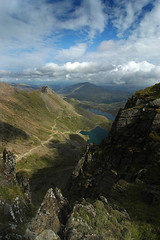 Snowdon - Wales (jimmedia) Tags: mountain wales fantastic top hike snowdon llanberis snowdonia largest