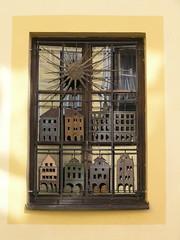 Window Screen, Cesky Krumlov (hf oz) Tags: window czech ceskykrumlov lpwindows