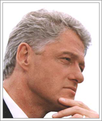 """President Clinton's new book """"Giving"""" is the DIFF"""