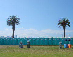 Treasure Island, San Francisco.