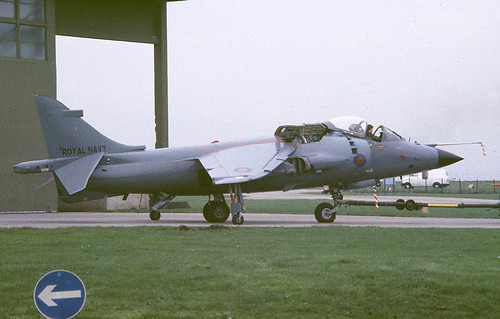FRS.1 XZ493 St Athan 300185