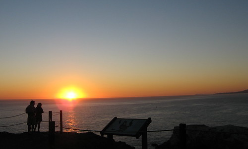 Sunset, Marin Headlands