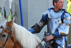 renfaire03 (Coda2) Tags: horse northerncalifornia armor knight renfaire renaissancefaire jousting casadefruta platemail