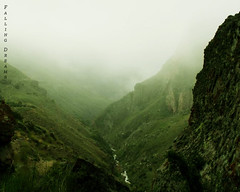 Valley of Dreams (Falling Dreams) Tags: mountain green iran ss valley dreams iranian  sabalan       fallingdreams