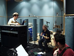 A tracking session