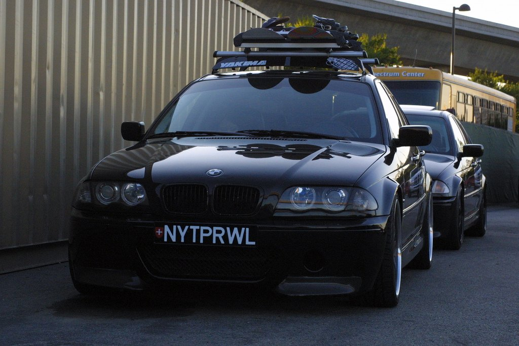 Anybody Have A Thule Yakima Roof Rack E46fanatics