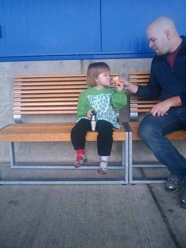 $1 ice cream cone at IKEA