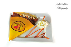 Cheese & Caramel Crepe (PhotoGrapherQ80 KWS) Tags: food apple pie candy sweet crepe yumy adel abdeen firemanq80