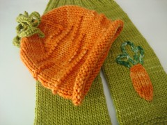 Carrot Set - Newborn