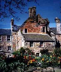 HUGH SCRIMGEOUR'S LODGING, St. Andrews