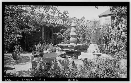 Covarrubias Courtyard