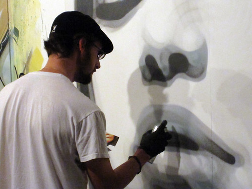 Live Painting@Project Room