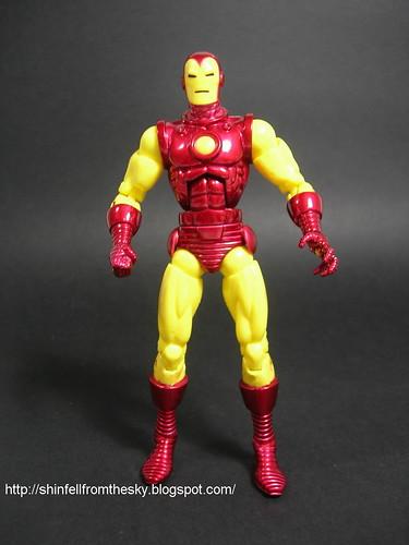 Iron Man 1001