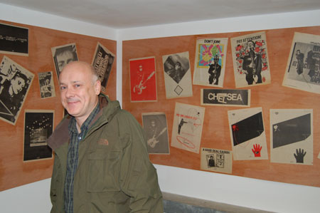 Factory Records' Phil Pennington