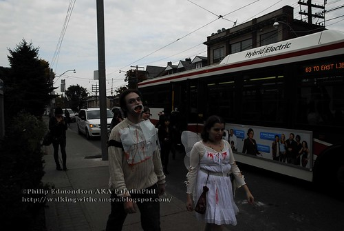Commuting Zombies