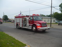 Applegate 1-03 (railnut19) Tags: mi truck fire michigan engine rig sandusky pumper freightliner applegate