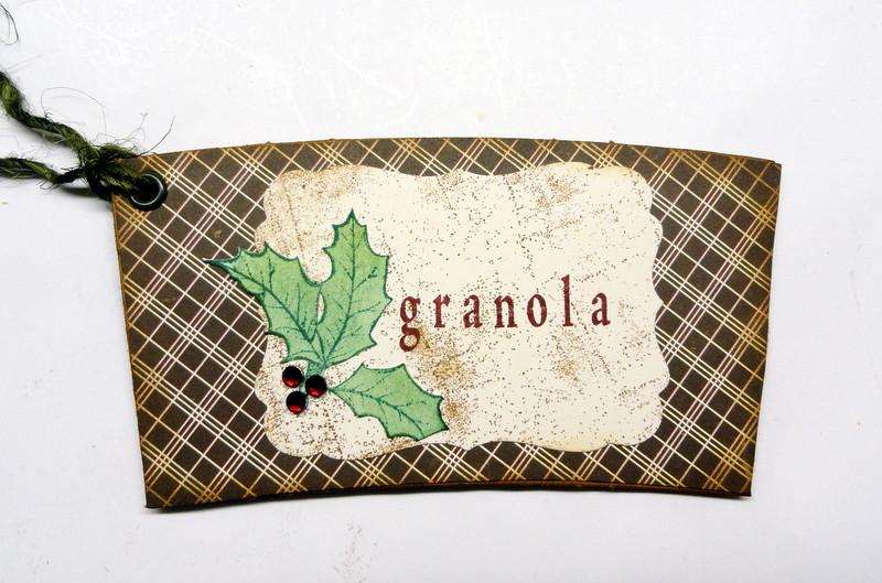 Granola Tag