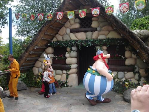 Asterix et Obelix por Martin Araya.