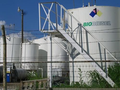 Una planta de biodiesel