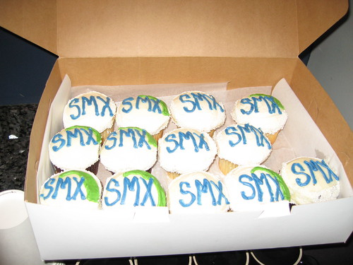 SMX Cupcakes - Search Marketing Expo