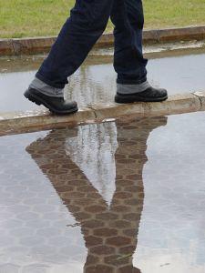 espelho homem